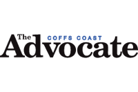 The Coffs Coast Advocate Logo
