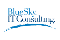 Blue Sky IT Consulting Logo