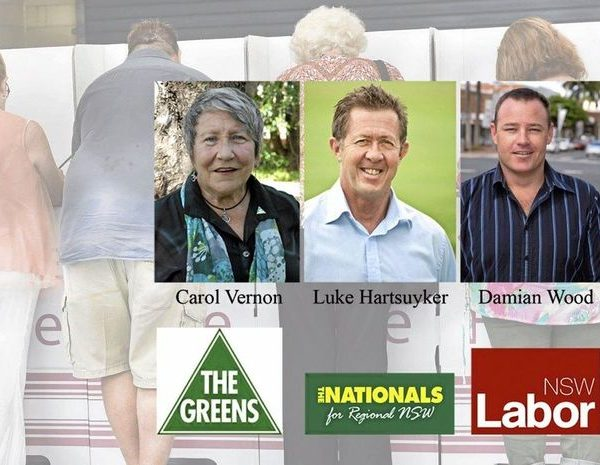 Meet the candidates and have your say
